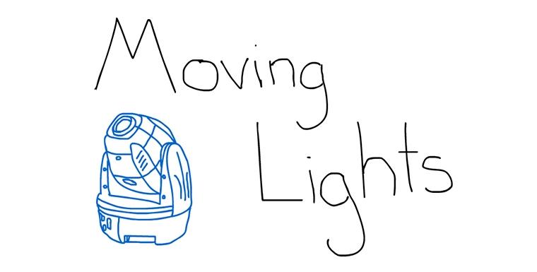 Lighting 101 Video Series - Part 4: Moving Lights