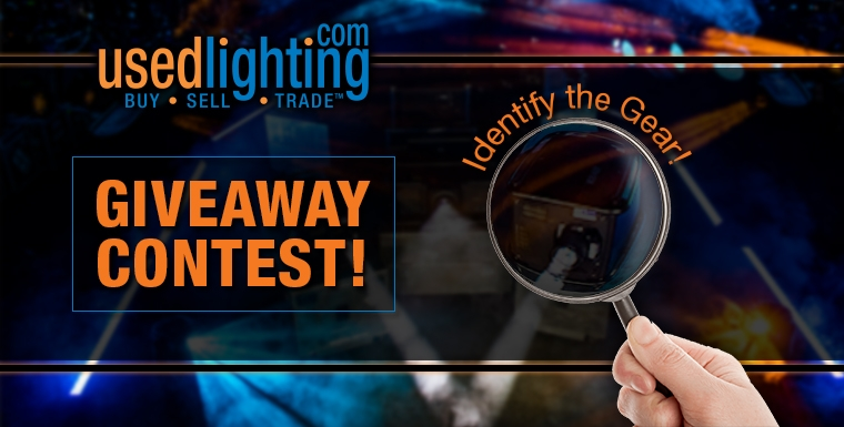 UPDATE: Winner Announced! Giveaway Contest - Identify All the Lighting & Video Gear