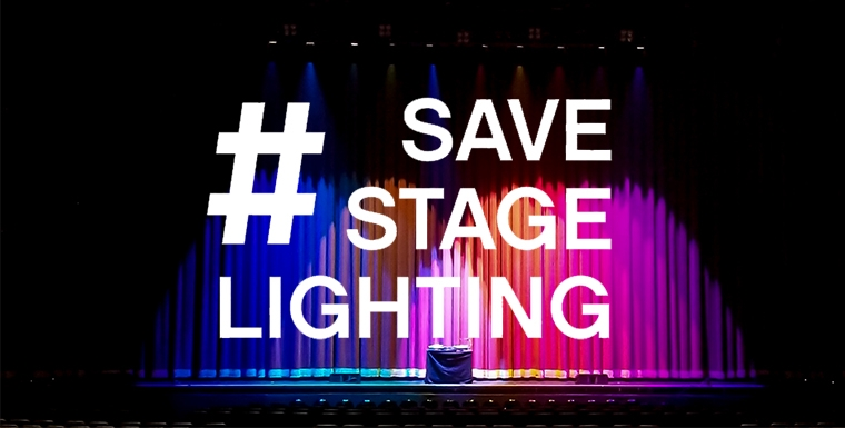 4Wall Supports Campaign to #SaveStageLighting