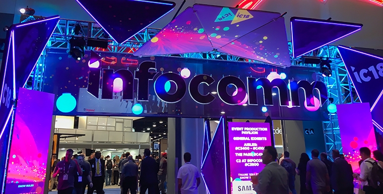 InfoComm 2018 Highlights