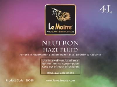 NEW Le Maitre Haze Fluid (4L Single Bottle)