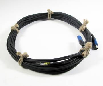 3-Pin DMX Cable 75'