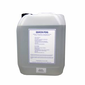 NEW Look Solutions Quick Fog Fluid 5L