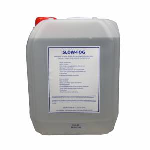 NEW Look Solutions Slow Fog Fluid 5L