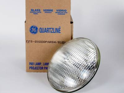 NEW GE Lamp FFS 1000W PAR 64 Wide Flood