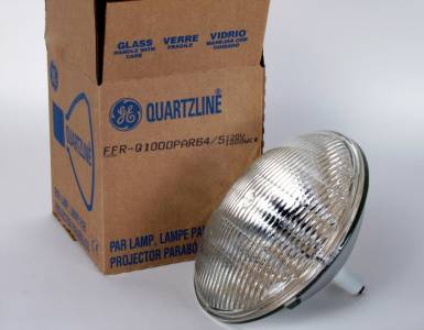 NEW GE Lamp FFR 1000W PAR 64 Medium Flood