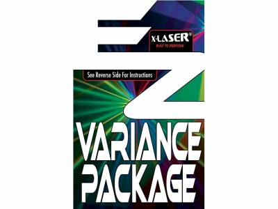 NEW X-Laser EZ Variance Kit