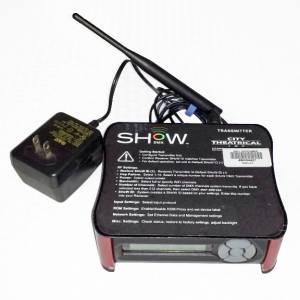 City Theatrical Show DMX Wireless Transmitter