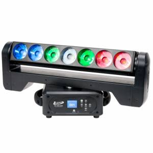 NEW Elation ACL 360 Bar RGBW Quad Moving LED
