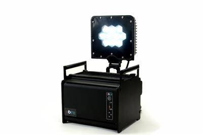 NEW City Theatrical QFlood 7500 Wireless LED Floodlight