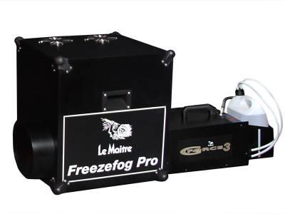 NEW Le Maitre Freezefog Pro 300 Touring System