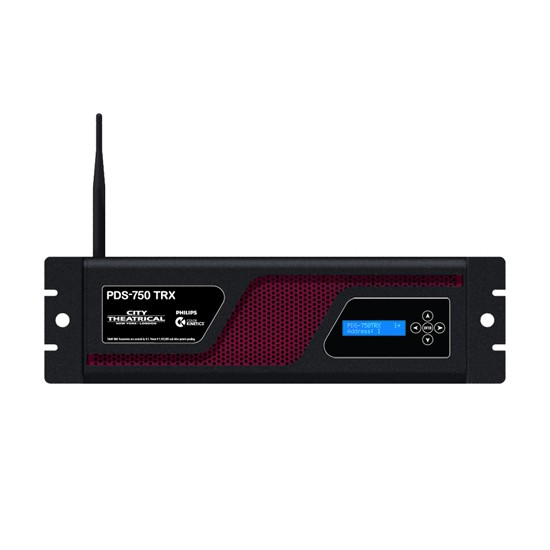 NEW City Theatrical PDS-750 TRX