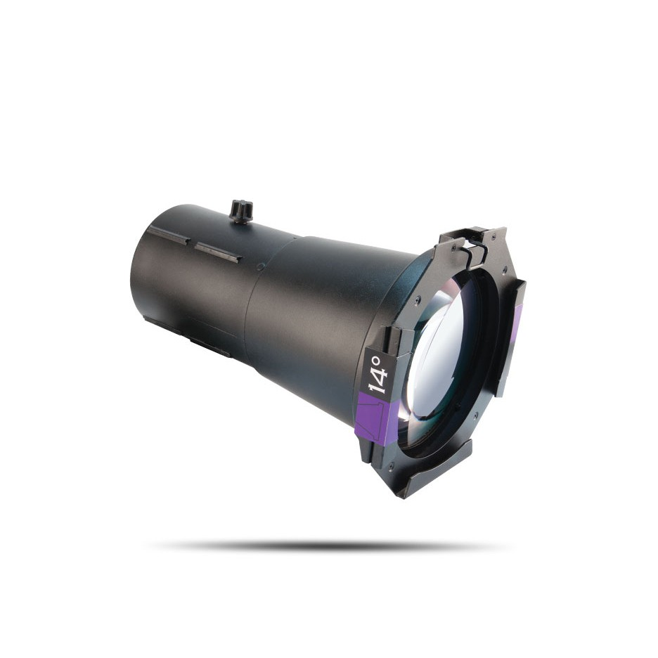 NEW Chauvet Professional 14 Degree Ovation Ellipsoidal HD Lens Tube