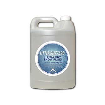 NEW CITC Little Blizzard Extra Dry Snow Fluid 1 gal.