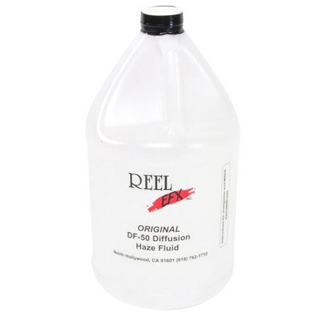 NEW Reel EFX DF-50 Haze Fluid 1 Gallon