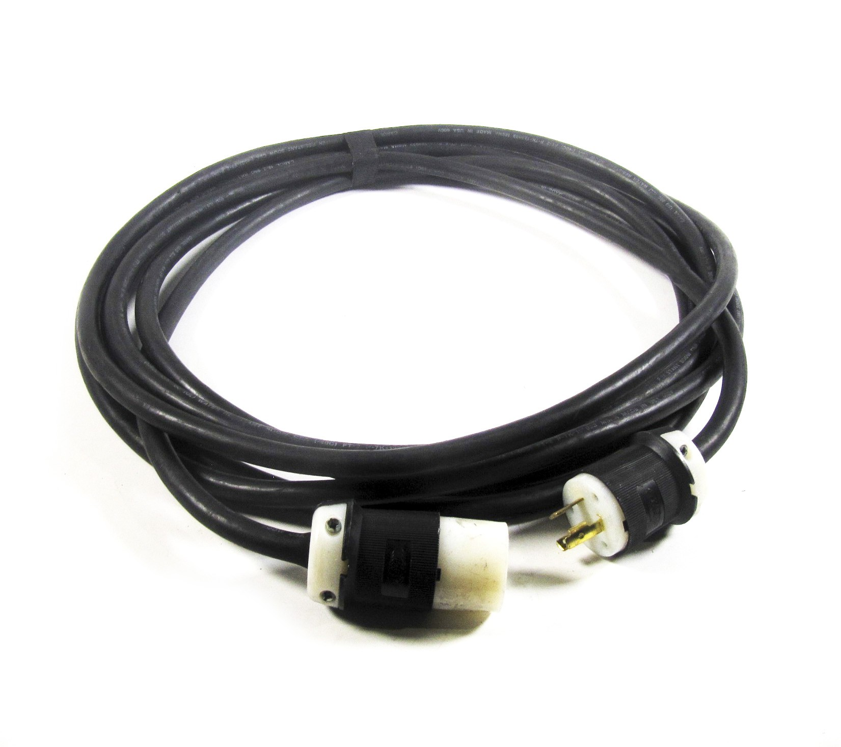 NEW TMB 12/3 SJO L6-20 Cable 25 ft