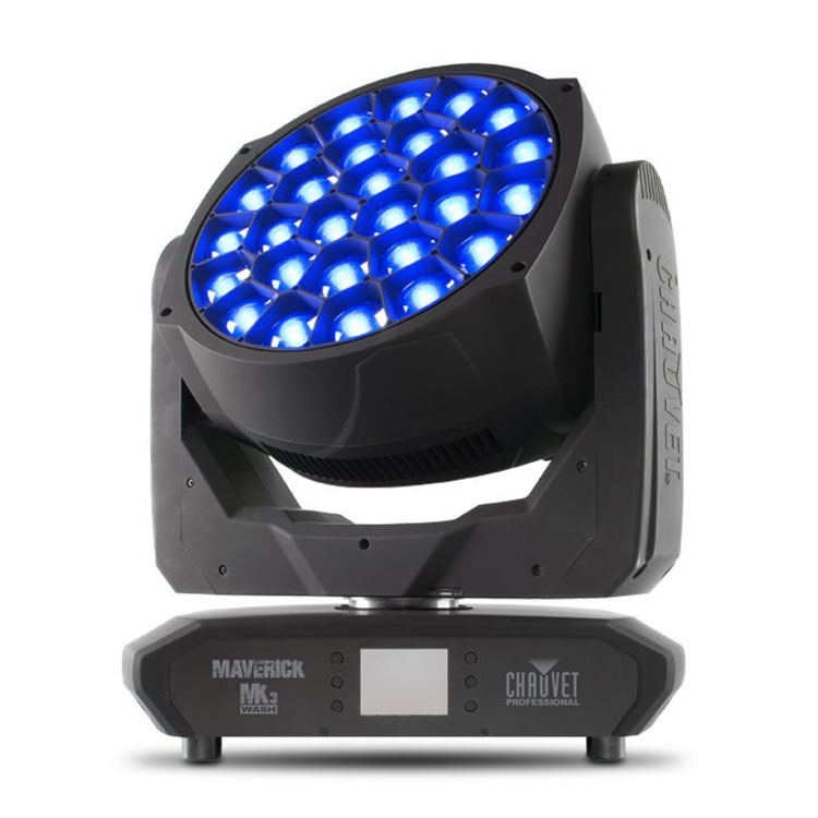 NEW Chauvet Professional Maverick MK3 Wash