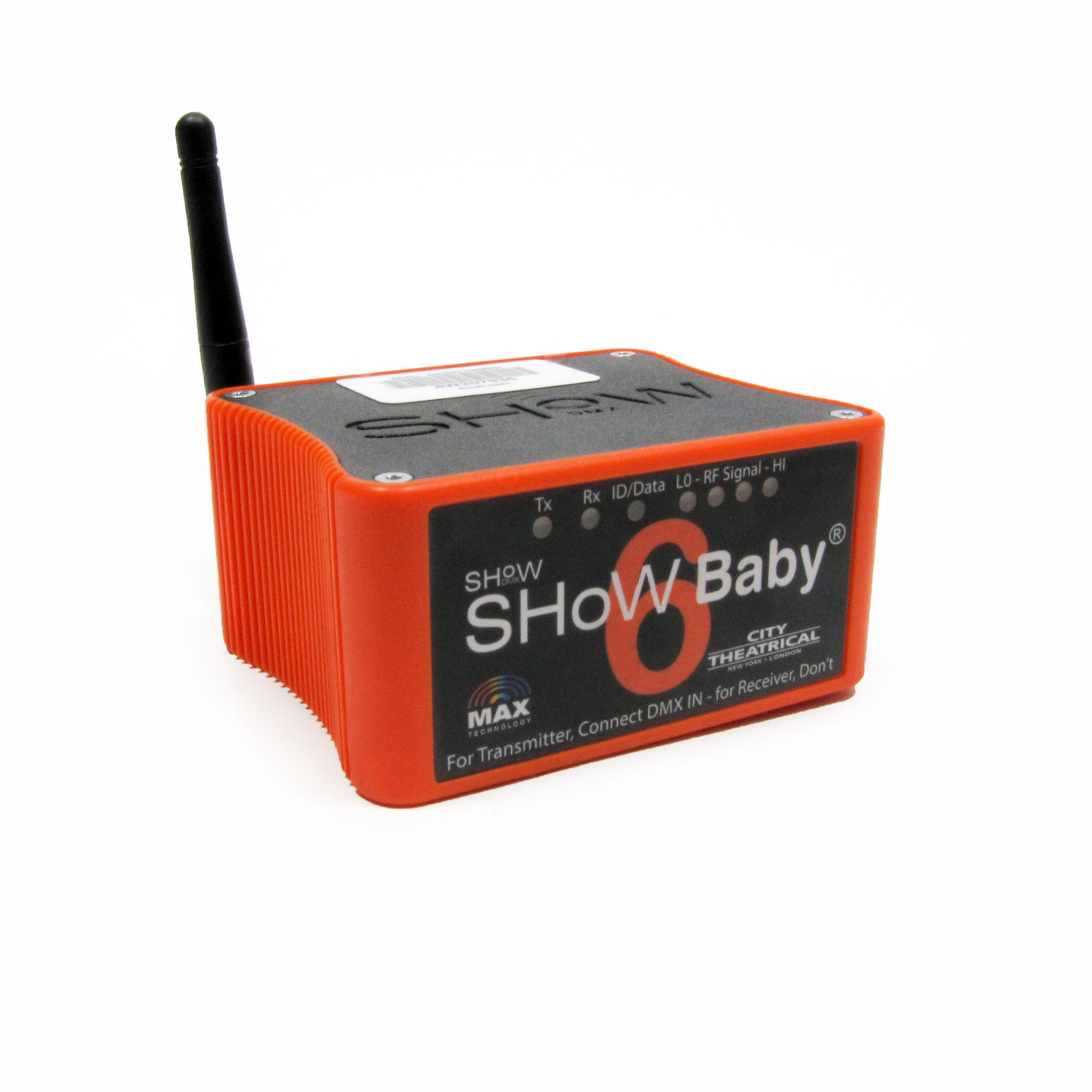 City Theatrical SHoW Baby 6 Transceiver