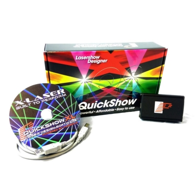 NEW X-Laser Quickshow XL by Pangolin