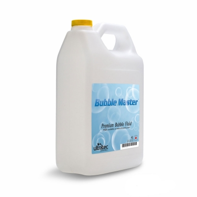 NEW Ultratec Bubble Master Fluid 4L