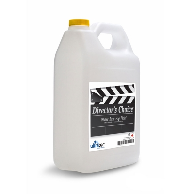 NEW Ultratec Director's Choice Fog Fluid 4L