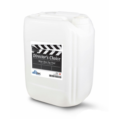 NEW Ultratec Director's Choice Fog Fluid 20L