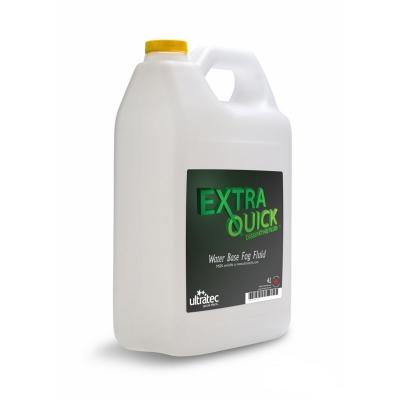 NEW Ultratec Extra Quick Dissipating Fog Fluid 4L