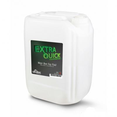 NEW Ultratec Extra Quick Dissipating Fog Fluid 20L