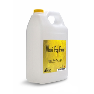 NEW Ultratec Maxi Fog Fluid 4L