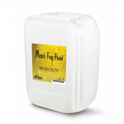 NEW Ultratec Maxi Fog Fluid 20L Box