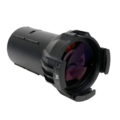 NEW Elation Profile High Definition Lens, 26 Degree