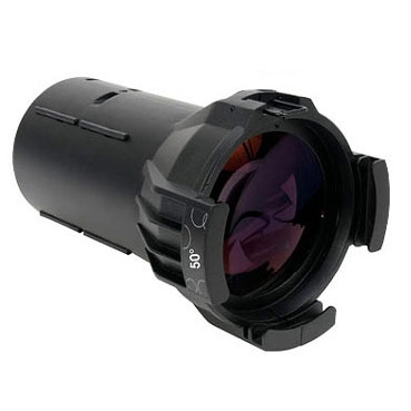 NEW Elation Profile High Definition Lens, 50 Degree