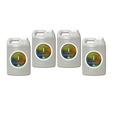 NEW CITC SmartFog 1 Minute Quick Fog Fluid (Case of 4)