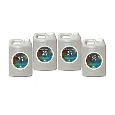 NEW CITC SmartFog 25 Minute Regular Fog Fluid (Case of 4)