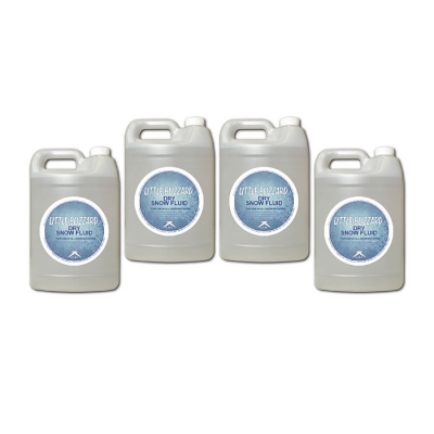 NEW CITC Little Blizzard Dry Snow Fluid 1 gal. (Case of 4)