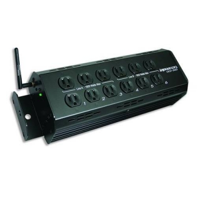 Leprecon ULD-360-HP W-DMX - Stage Pin