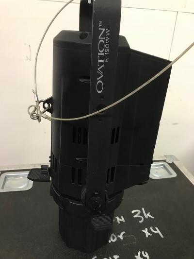 Chauvet Professional Ovation E190WW