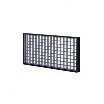 NEW Cineo HS Series Louver 90 Degree, Black Anodized Aluminum