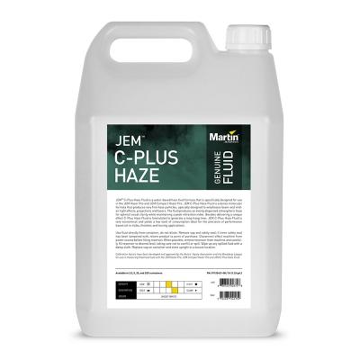 NEW Martin JEM C-Plus Haze Fluid 4x5L