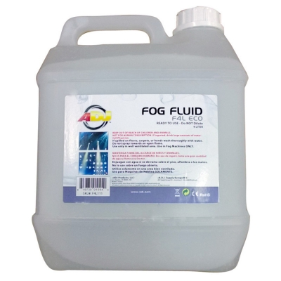 NEW ADJ F4L ECO Fog Fluid, 4L