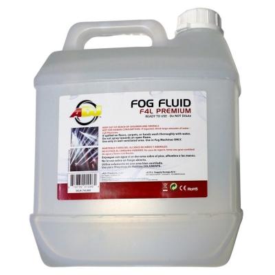 NEW ADJ F4L Premium Fog Fluid, 4L
