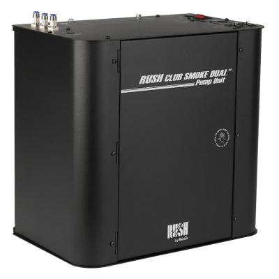 NEW Martin RUSH Club Smoke Dual Pump Unit
