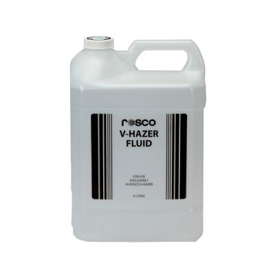 NEW Rosco V-Hazer Fluid 4 Liter (Package of 2)