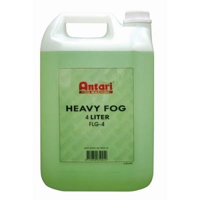 NEW Antari FLG Heavy Fog Fluid 4 Liter