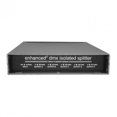 NEW Doug Fleenor Enhanced Isolated Opto Splitter