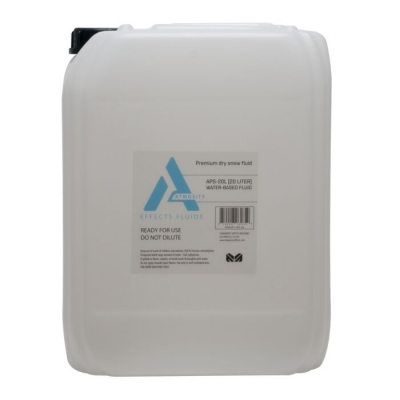 NEW Elation Atmosity APS-20L Premium Dry Snow Fluid, 20 Liter
