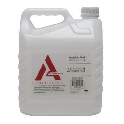 NEW Elation Atmosity AFF-4L Quick Dissolving Fog Fluid, 4 Liter