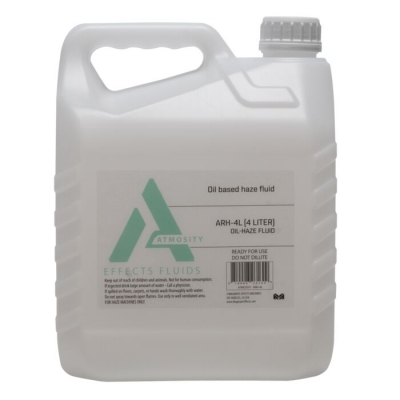 NEW Elation Atmosity ARH-4L Oil Based Haze Fluid, 4 Liter