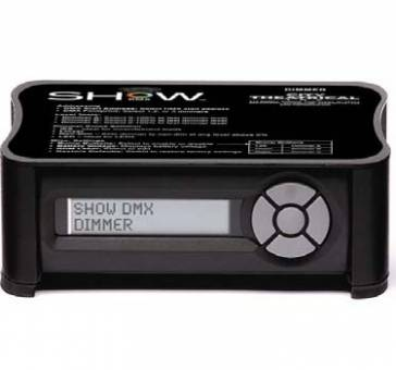 NEW City Theatrical ShoW DMX 3 Channel 10A Dimmer