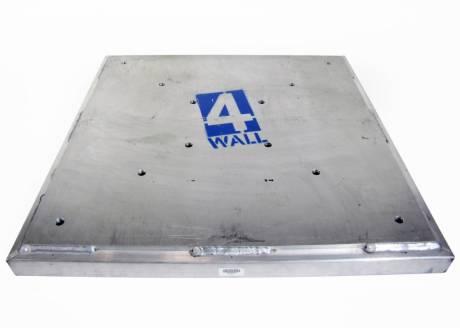 """Tomcat Truss Base Silver (30"""" Footprint)"""